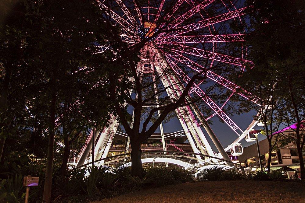 Cosa fare a Brisbane Ruota Panoramica