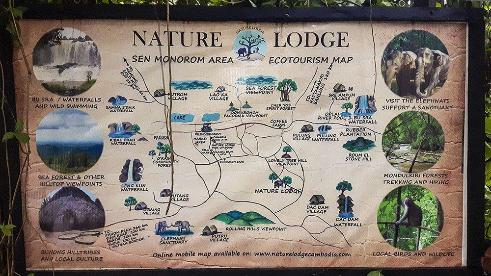 Nature Lodge Attività