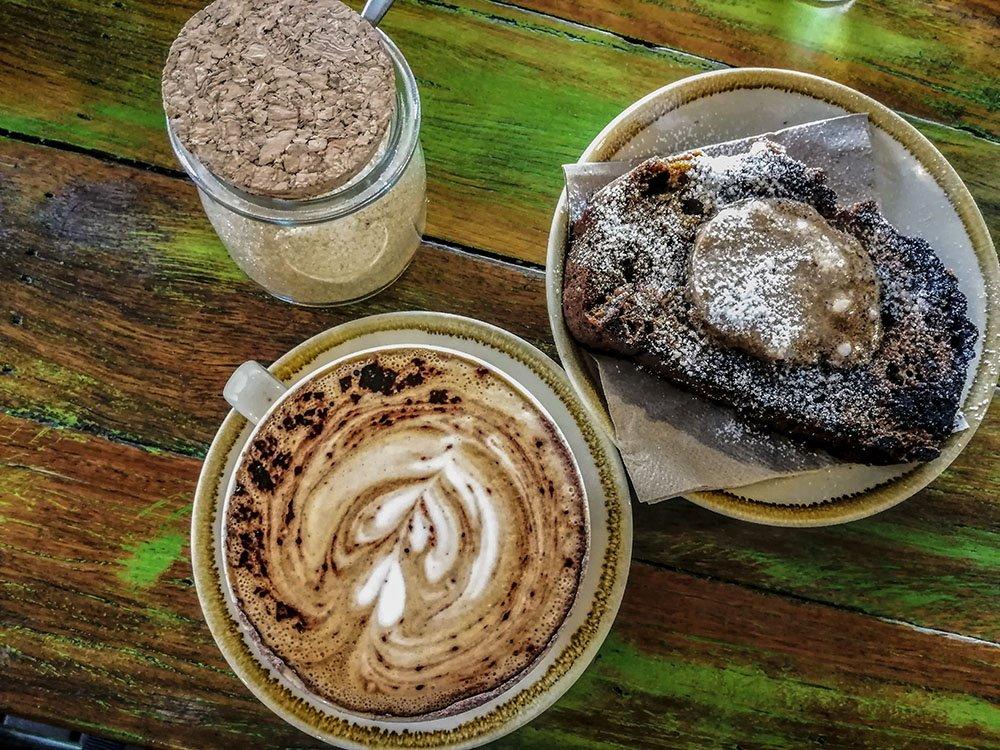 Il caffè in tazza in Australia