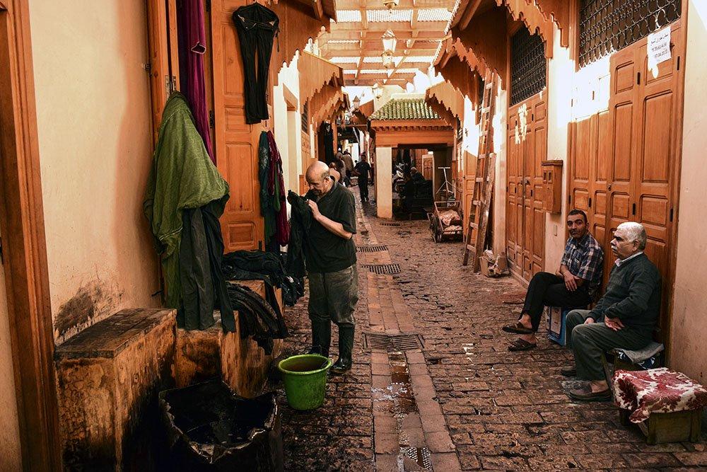 La Medina di Fes