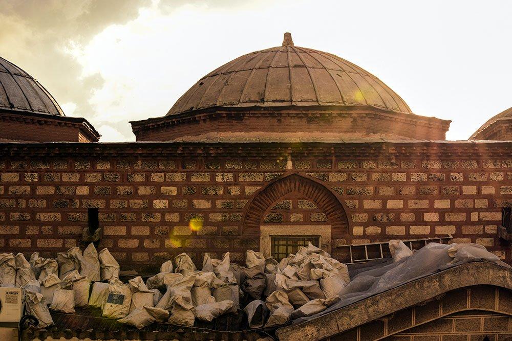 Istanbul Il Tetto del Gran Bazar