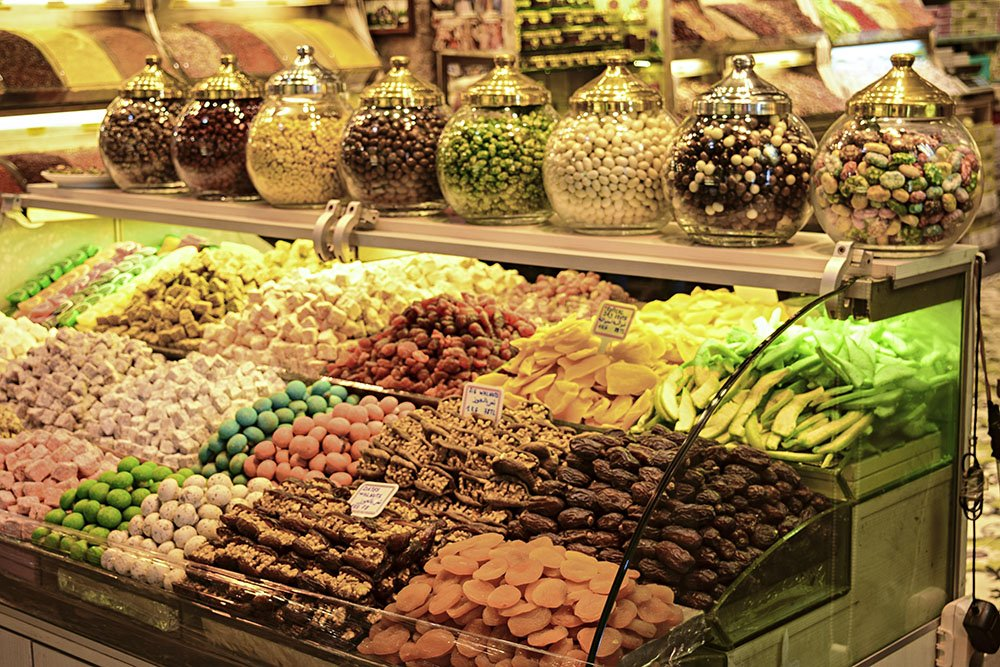 Istanbul dolci tipici
