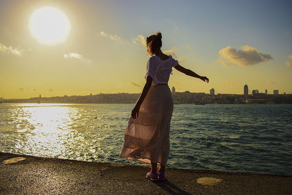 La meravigliosa passeggiata sul Bosforo