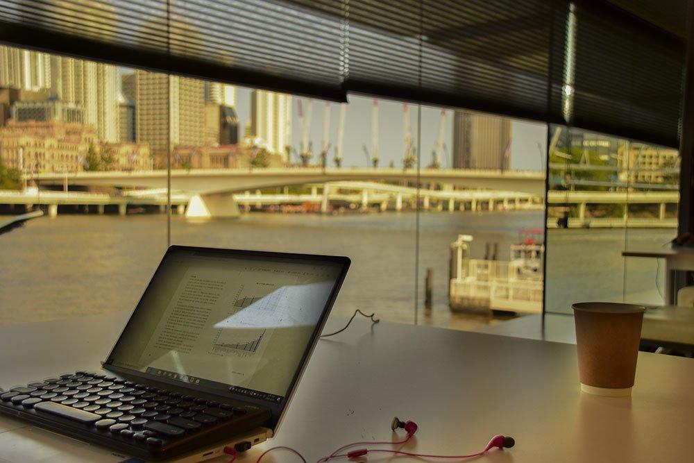 Spazio lavoro The Edge State Library Brisbane