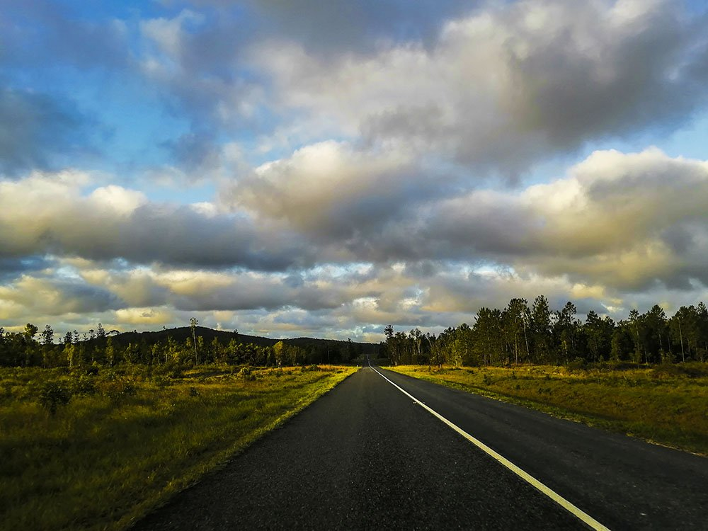 Australia On the road Queensland