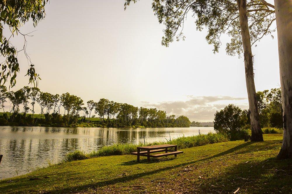 Burnet River View