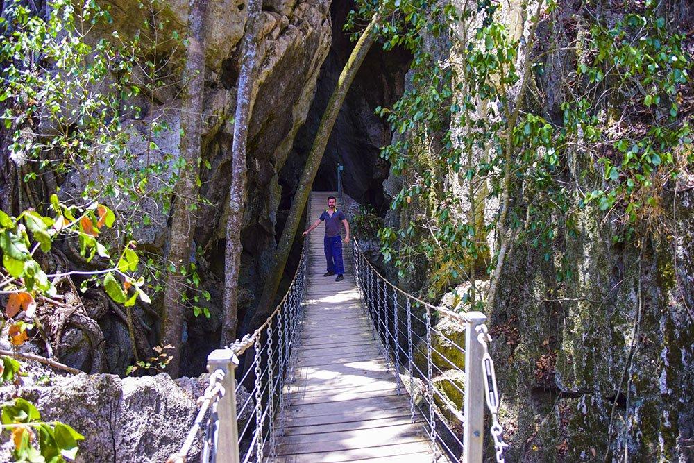 Capricorn Cave Queensland