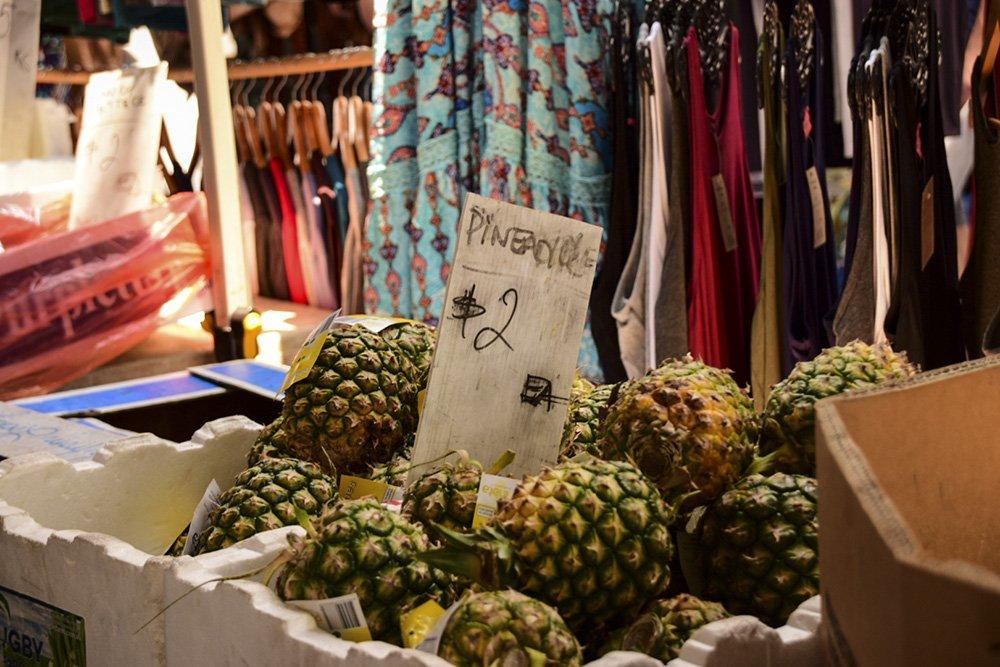 Brisbane Market West End