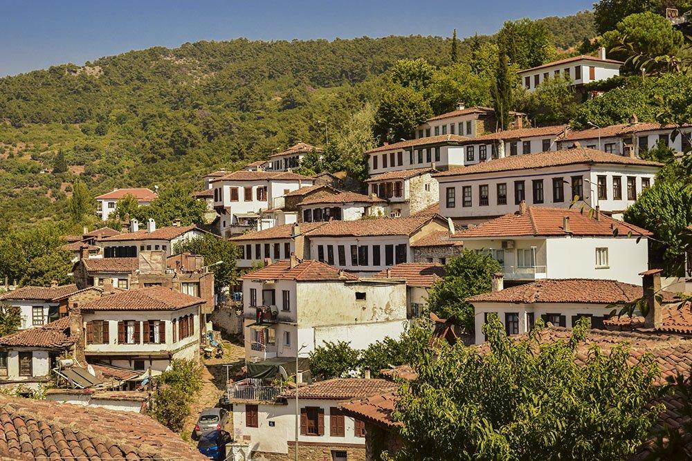 Itinerario Turchia 10 giorni Sirince Village