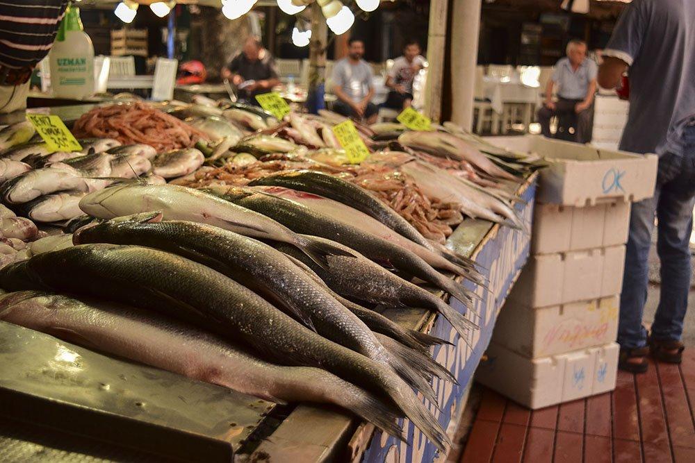Mercato Pesce Fethiye