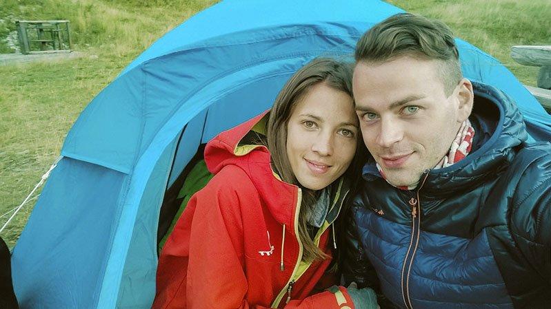 Il giro delle Orobie in tenda