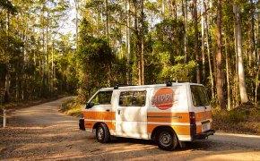 Viaggio in van in Australia