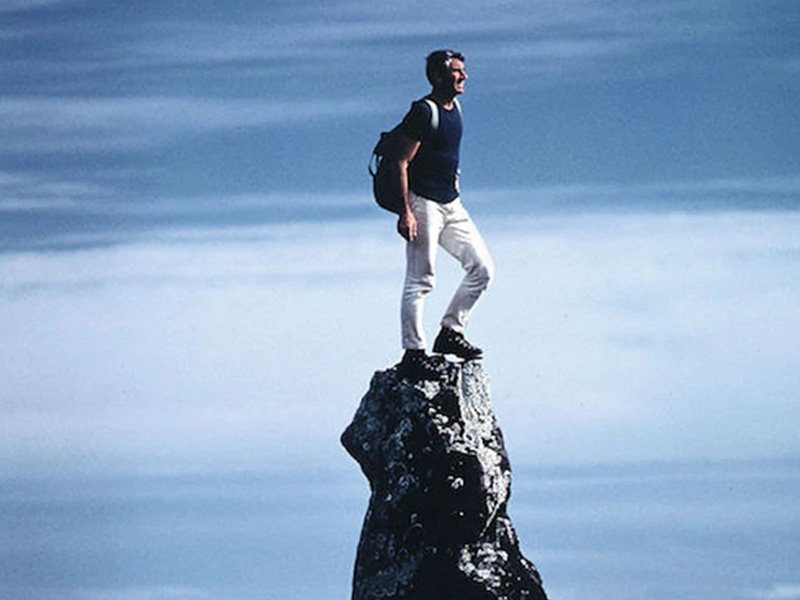 Walter Bonatti una vita ad alta quota documentario