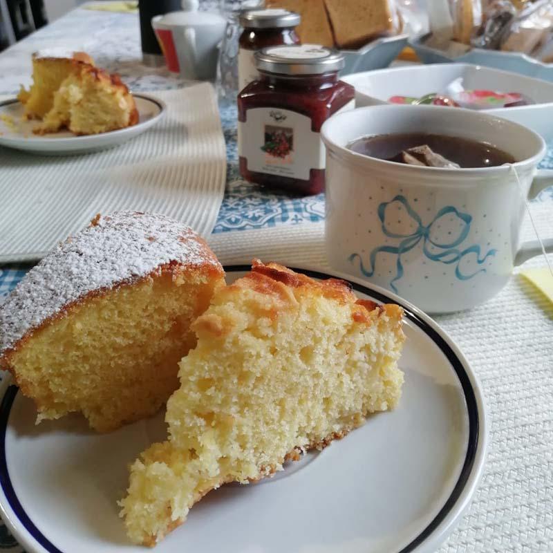 B&B Padenghe sul Garda: la colazione