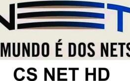 Aproveite mais de 500 canais em full HD com o CS NET