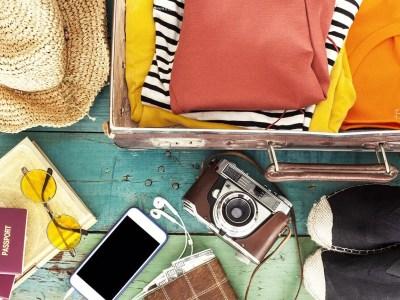 Aprenda o que vestir durante a viagem