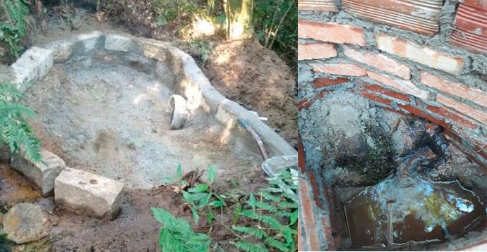 Proteção de fontes garante água de qualidade