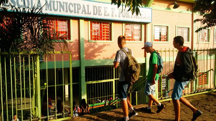 Aulas serão suspensas a partir de quinta-feira (19) em Cerro Grande do Sul