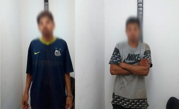 Polícia prende dois por latrocínio em Barra do Ribeiro