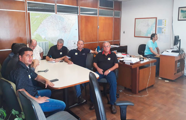 Movimento ERS-715 ASFALTO JÁ buscou informações no Daer