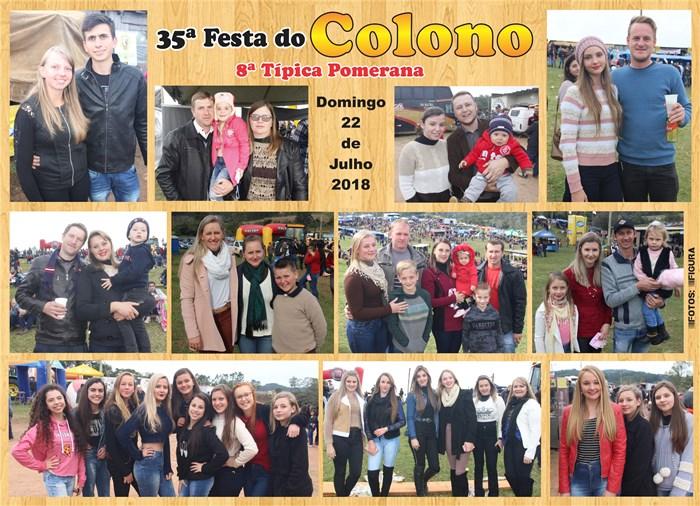 35ª Festa do Colono – Social