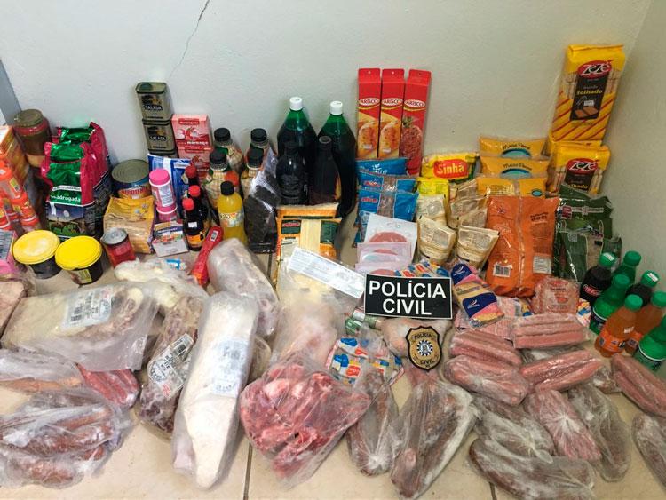 Comerciante foi preso por vender produtos vencidos em Camaquã