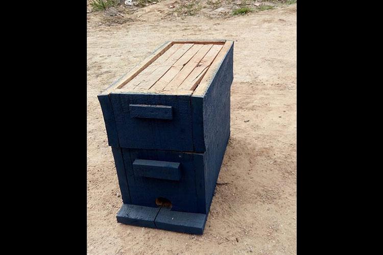 Agricultor teve caixas de abelhas furtadas no interior de Barão do Triunfo