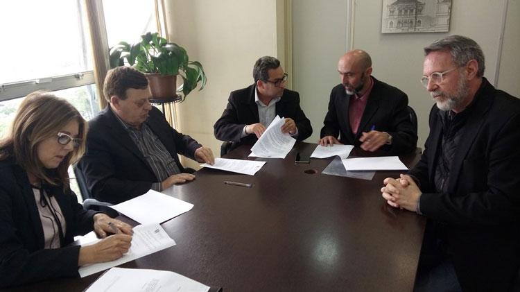Prefeitura de Camaquã firma parceria com o IPHAE/RS