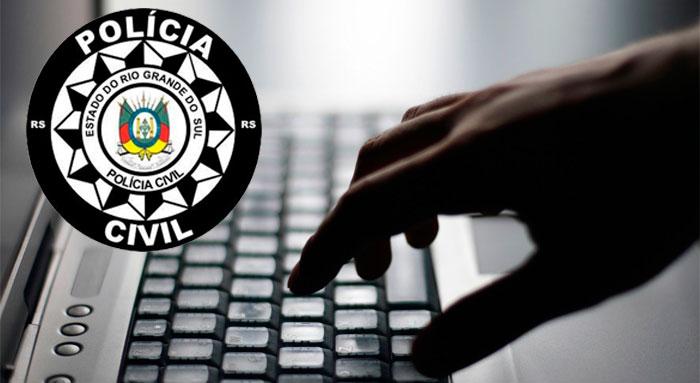 Polícia Civil flagra tentativa de golpe pela internet em Camaquã