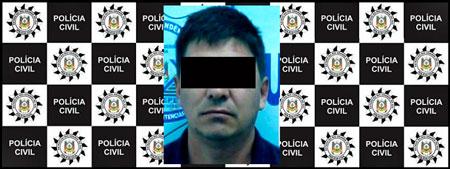 Polícia Civil prende condenado por roubo