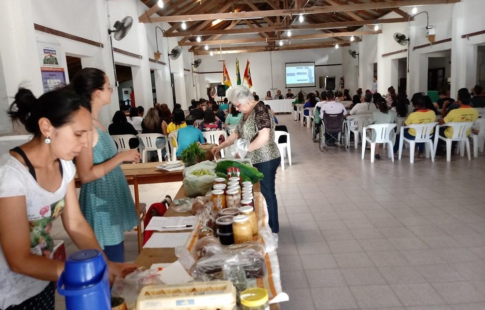 Segurança alimentar e organização regional em debate