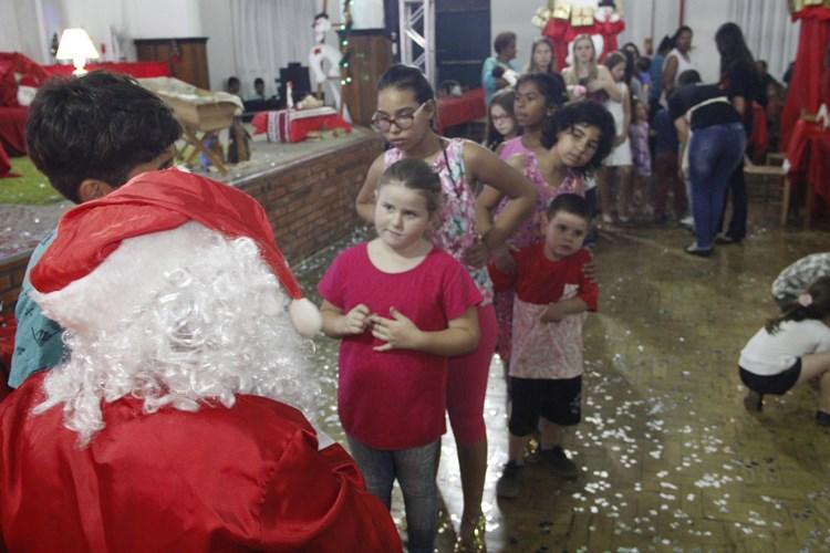Festa de Natal da APAE em Sertão Santana