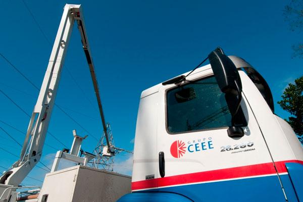 CEEE-D suspende serviço de troca de postes previsto para este domingo em Cerro Grande do Sul