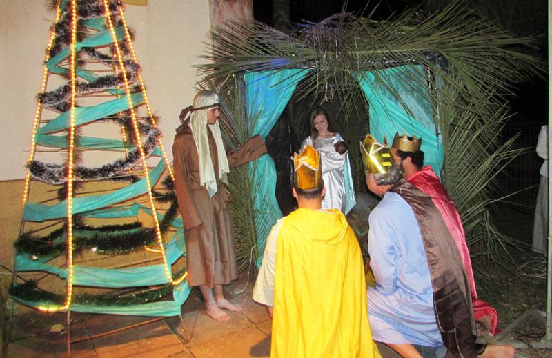 Barão do Triunfo ajusta os últimos detalhes da Festa de Natal
