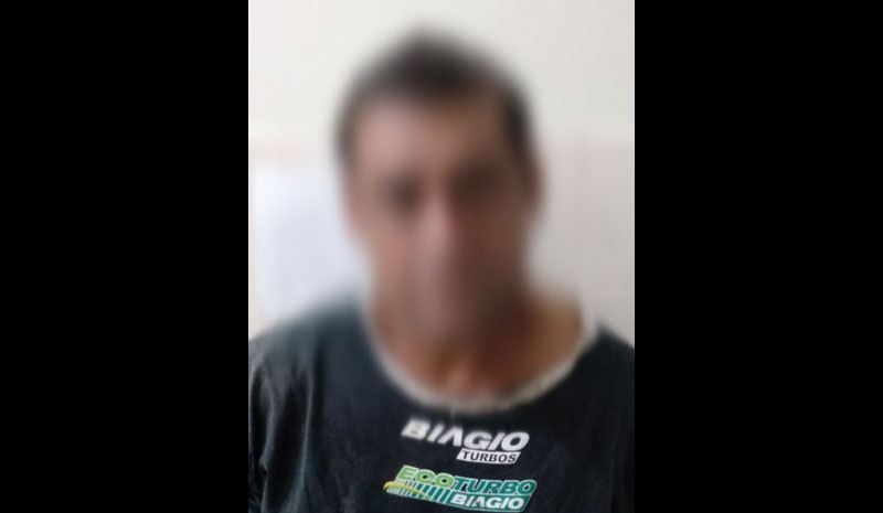Ação das polícias Civil e Militar prende homem com mandado por estupro