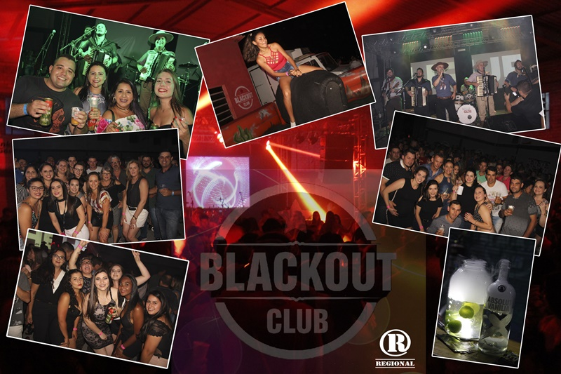 Balada com Tchê Guri na Blackout Club