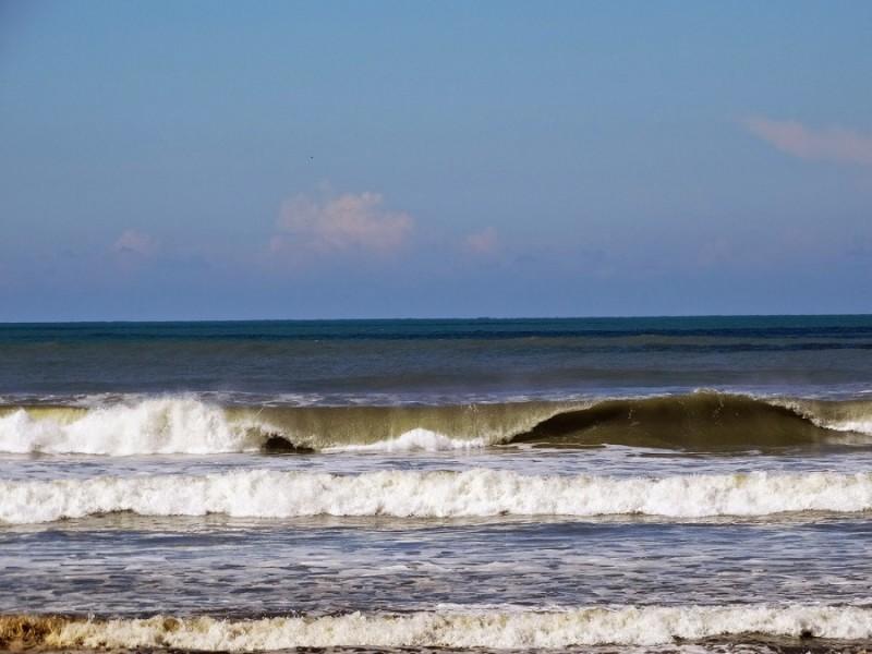 Fepam indica pontos impróprios para banho na Costa Doce