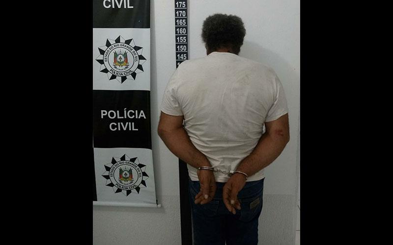 Polícia cumpre mandado contra condenado em Bela Vista