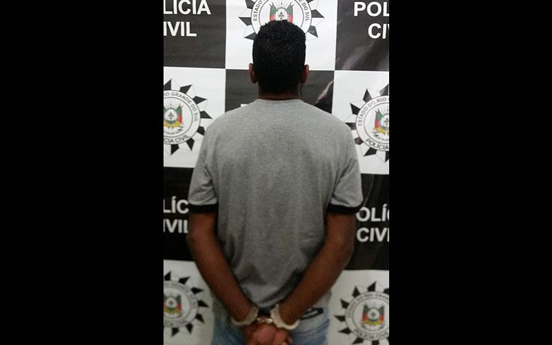 Polícia prendeu suspeito de ter matado Chiquinho