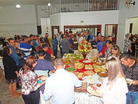 Jantar das Etnias abre programação de aniversário de Sertão Santana