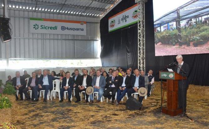 19ª Expoagro Afubra abre com foco na gestão rural