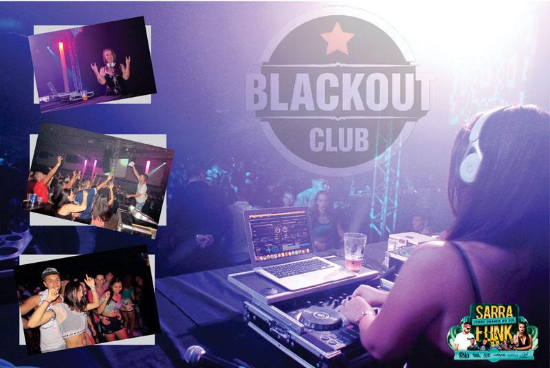 Blackou Club – Sarra Funk