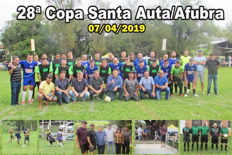 Fotos da 28ª Copa Santa Auta/Afubra