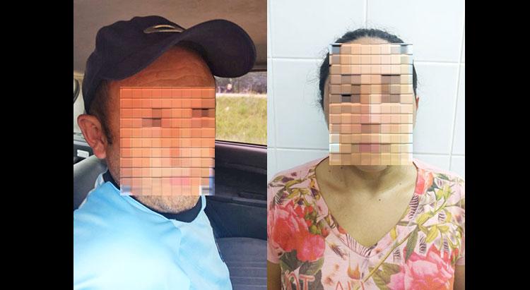 Brigada Militar de Sertão Santana prende casal por tráfico de drogas