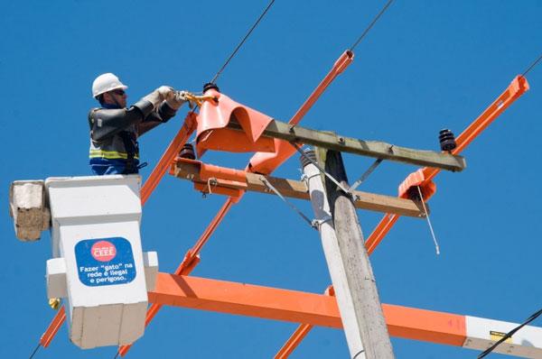 Desligamento de energia está previsto para este domingo em Camaquã e municípios vizinhos