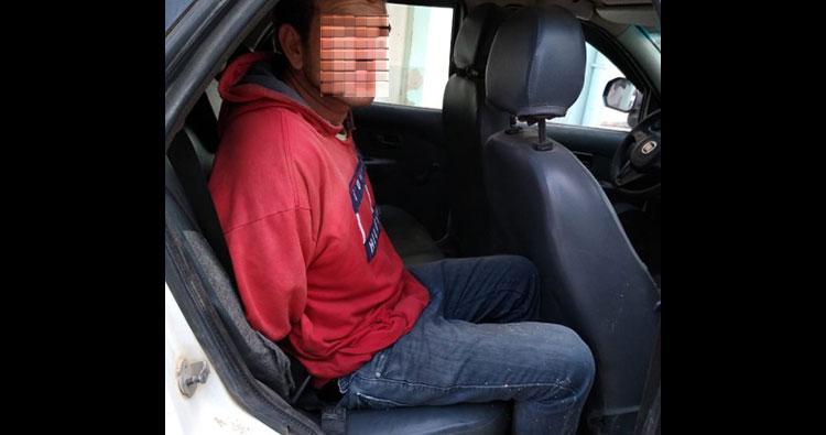 Polícia prende foragido da justiça, em Tapes