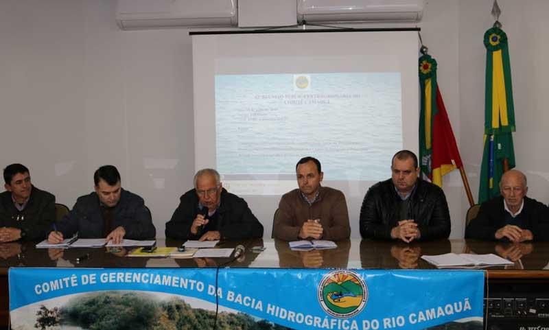 Comitê se manifesta contrário a constituição de APP nas margens dos canais do arroio Duro