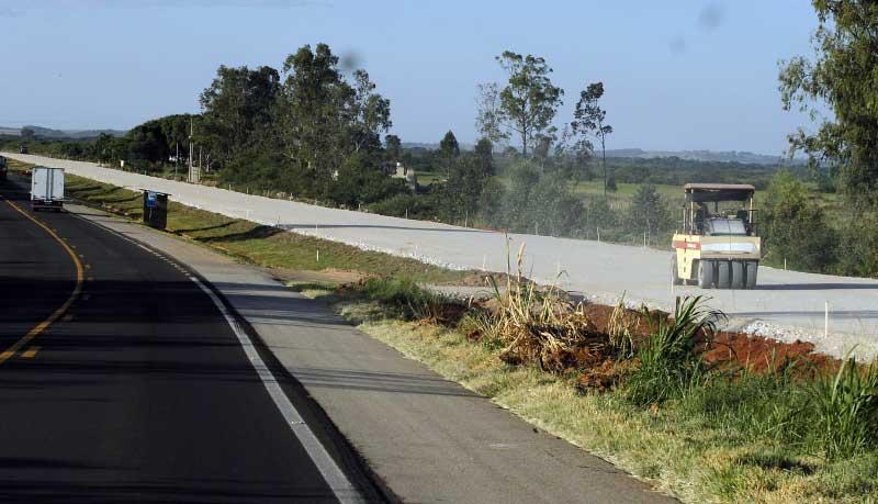 47 km serão liberados na duplicação da BR-116