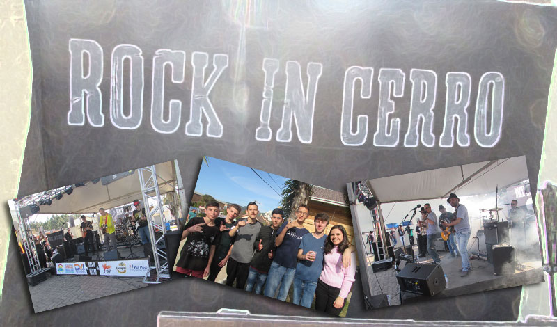 A moçada gosta é de ROCK!