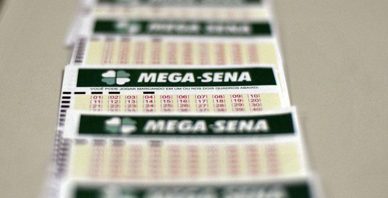 Mega-Sena pagará hoje prêmio de R$ 47 milhões